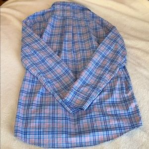 Vineyard Vines Shirts & Tops - Mint Vineyard Vines boys Performance Whale Shirt.